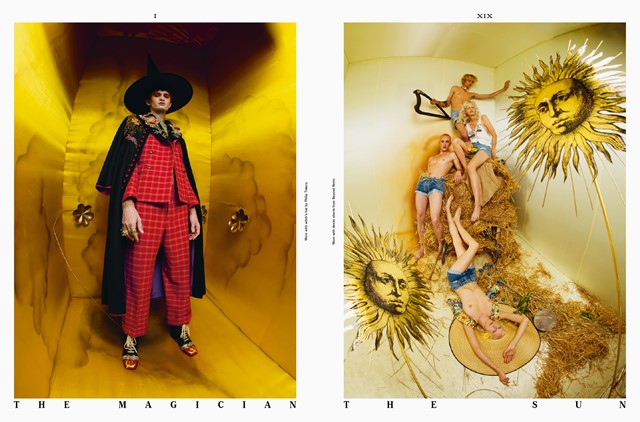 Gucci x Another Man Mythologies - 1