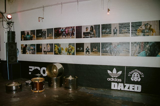 DAZED x ADIDAS PRESENTS 'EBONY' - 1
