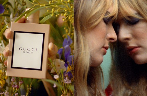 Gucci Bloom x Dazed Beauty