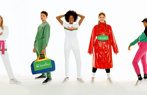 Benetton x Selfridges