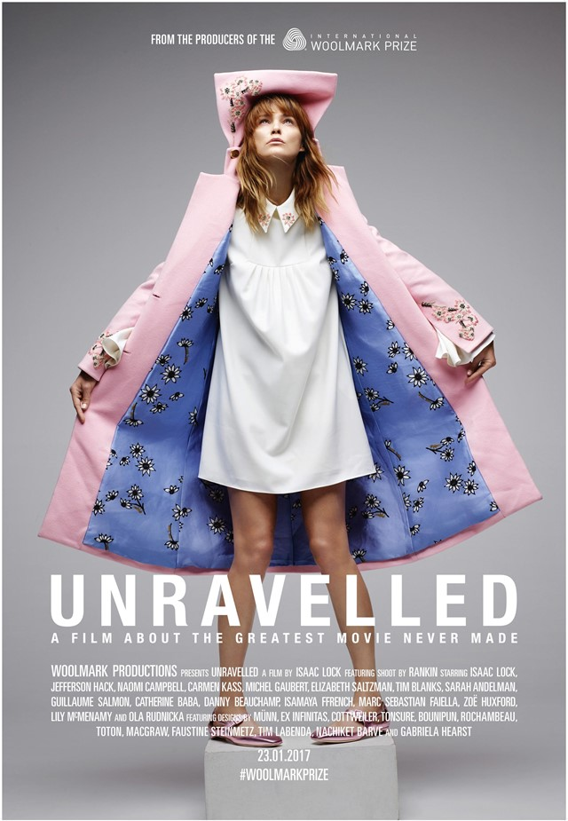 International Woolmark Prize: Unravelled - 1